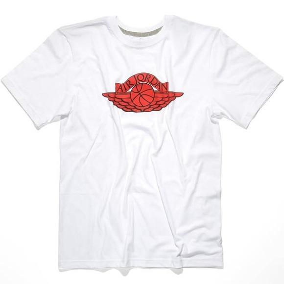38984d844729ef Men s Retro Jordan Wings Shirt. Boutique. Nike